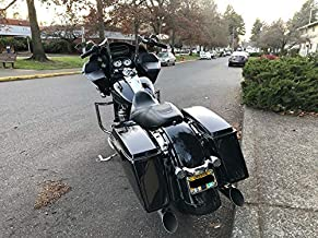 C3-3+GC Bagger Chrome Engine Guard Highway Crash BAR SOFTAIL Harley Fat BOY Heritage Bagger Custom