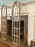Cathedral-style Arch Window Frame