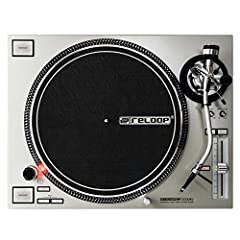 NextGen Turntable for professional Club DJs and Turntablists Power-Torque Direct Drive with precise motor control and stable rotation Extra-heavy body design with high-rigidity for excellent damping, isolation and sound Height-adjustable tone arm bas...