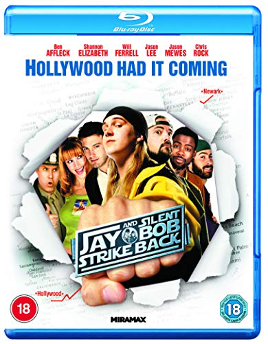 Jay and Silent Bob Strike Back [Blu-ray] [2020]