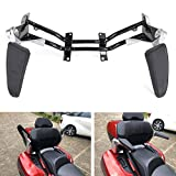 Topteng Motorcycle Adjustable Rear Passenger Armrest For BMW K1600GTL 2011-2018