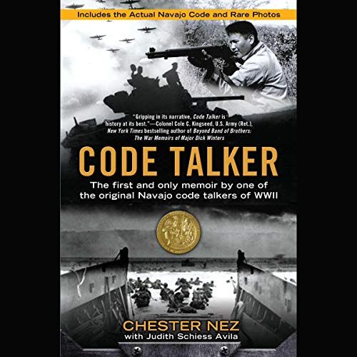 Code Talker  By  cover art