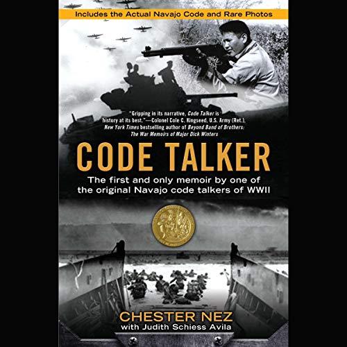 Code Talker cover art