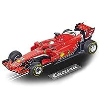 Carrera Toys GO!!! Speed Grip Set Pista da Corsa e Due Macchinine, Una Ferrari e Una Mercedes, Gioco Adatto per Bambini dai 6 Anni, Multicolore, 20062482 #2