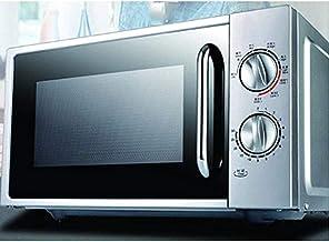ZJDK Horno microondas de 20 litros, 700 vatios de Potencia, 5 ajustes de Marcha para Satisfacer su Experiencia de Sabor Diferente, botón Giratorio clásico, Tiempo Ajustable de 0 a 30 Minutos
