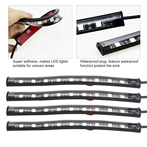 Atmosphere Light, Plug and Play LED Rhythm Light, para camiones, barcos, camiones, coches