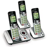 Best Pc Answering Machines - VTech CS6529-3 3-Handset Expandable Cordless Phone with Answering Review