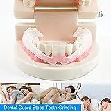 Youlala Veille Protège-Dents pour Les Dents de broyage, Anti broyage Dentaire Nuit Guard Sommeil Aid Tools-Dentist Recommandé