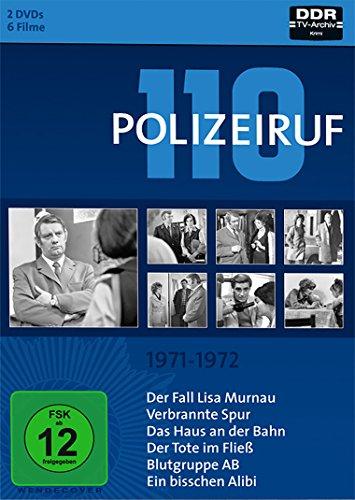 Polizeiruf 110 - Box 1: 1971-1972 (2 DVDs)