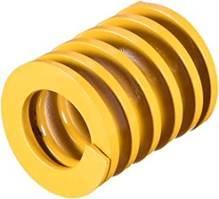 Details about  /Compression Die Spring OD 50mm /& ID 25mm Light//Medium//Heavy Mold Mould Springs