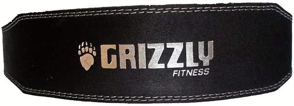 Grizzly GYM Belt split leather