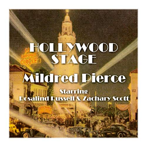 Hollywood Stage - Mildred Pierce cover art