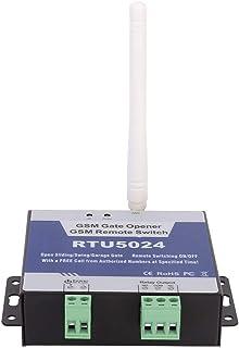 Dörrkontroll RTU5024 uppgradering GSM grindöppnare reläomkopplare trådlös fjärrkontroll dörröppnare DC 9-15 V (#1)