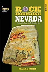 The Biggest Little Nevada Rockhounding Map | Reno Road Trippers