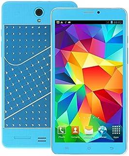 YUN AYS Bassoon K3000 Tablet PC 8GB, 7 inch Android 4.4, Dual SIM, WCDMA, GPS(Black) (Color : Blue)