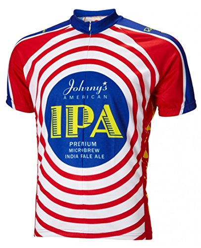 Moab Brewery Johnny's IPA Cycling Jersey (Large)