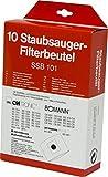 ORIGINAL Clatronic Staubsaugerbeutel-Set für BS 1215