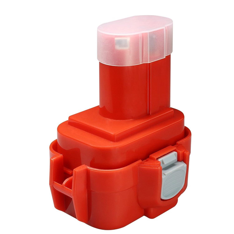 マキタ 対応 9.6Vバッテリー 3600mAh 互換 充電池 for MakitaPA09 9120 9122 9120 9122 1202 1220 1222電動工具 3.6Ah 192595-8 192596-6 192638-6 193977-7 638344-4-2 対応 ニッケル水素(Ni-Mh) 高品質全新セル採用(SHINGA BATT)