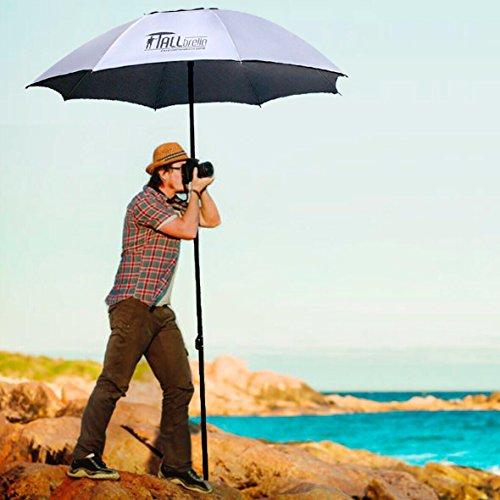 "EasyGoProducts Tallbrella – Artist/Photography/Sports Umbrella, 48"" Round, Model: EGP-UMB-014"