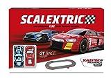 Scalextric - Circuito Original System - Pista de Carreras Completa - 2 Coches y 2 mandos 1:32 (GT Race)