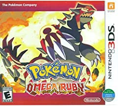 3DS Pokemon Omega Ruby -- World Edition