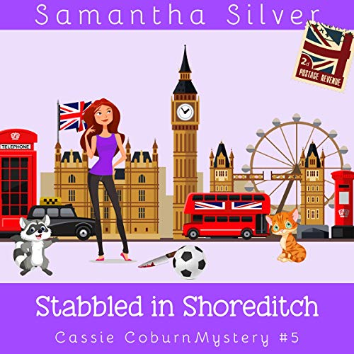 Stabbed in Shoreditch Titelbild