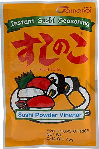 Tamanoi Essigpulver für Sushi Reis 75g Japan
