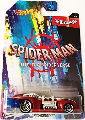Hot Wheels Spider-Man Into The Spider-Verse, Arachnorod