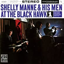 Vol. 1-at the Black Hawk Live Edition by Manne, Shelly (1991) Audio CD