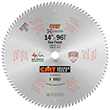 CMT 253.096.14 ITK Industrial Finish Sliding Compound Miter Saw Blade, 14-Inch x...