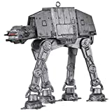 Hallmark Keepsake Christmas Ornament 2020, Star Wars: The Empire Strikes Back Imperial AT-AT Walker, Metal