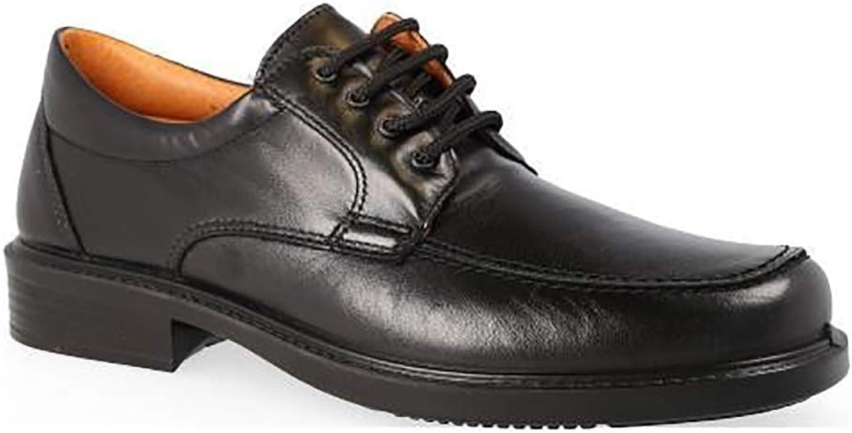 LUISETTI Men's 0103 17 black Closed-Toe