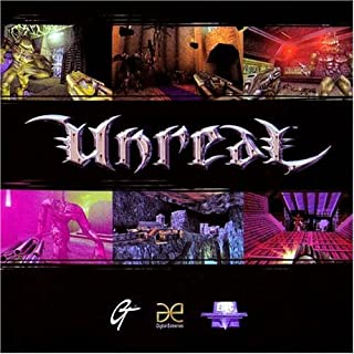 CD unreal (replay) (PC) (Mattel Jeux)
