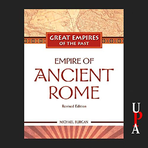 Empire of Ancient Rome audiobook cover art