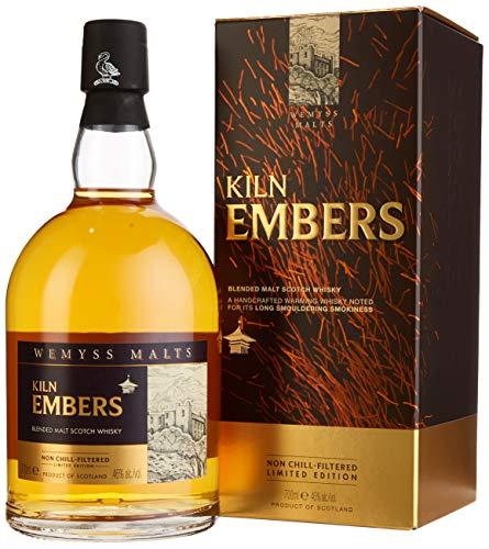 Kiln Embers Wemyss Malts Blended Malt Scotch Whisky (1 x 0.7 l)
