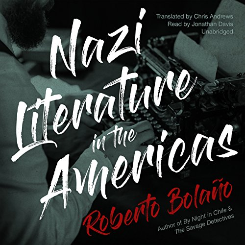 Nazi Literature in the Americas audiobook cover art