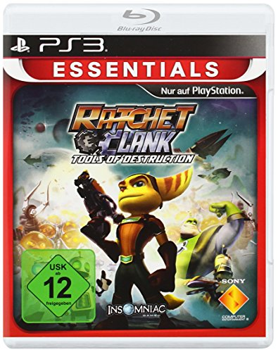 Ratchet & Clank - Tools of Destruction [Essentials] - [PlayStation 3]