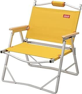 Coleman(科勒曼)【Amazon.co.jp限定】椅子 小型折叠椅 黄色 2000010508