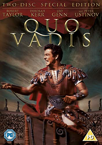 Quo Vadis [2 Disk Special Edition] [DVD] [1952] [2020]