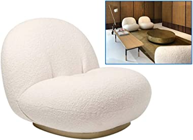 Bean Bags Lazy Sofa Designer Light Luxury Sofa Chair Living Room Lounge Chair Home Comfortable backrest Lazy Sofa Small Sofa