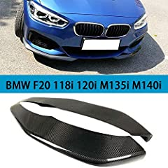 For:BMW 1 Series F20 118i 120i M-Sport M135i M140i 2015 2016 2017 2018 Before purchasing, please check in the description interface to ensure that this product is suitable for your car. Easy installation and clean.High Quality UV-Protected Clear Coat...