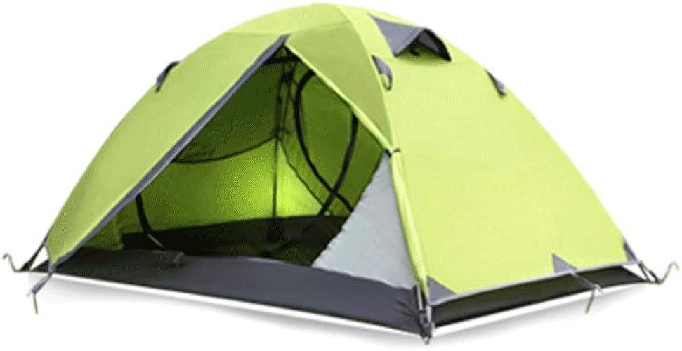 Mjd équipement de Plein air antipluie de Camping extérieur de Famille de Tente extérieure surdimensionnée Verte