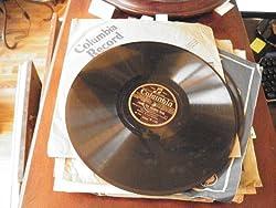 Mme Lys Gauty - orchestre Jean Jacquin: le chaland qui passe - Bixio et de badet j'aime tes grands yeux - Bixio et Tranchant disque columbia n° DF1102