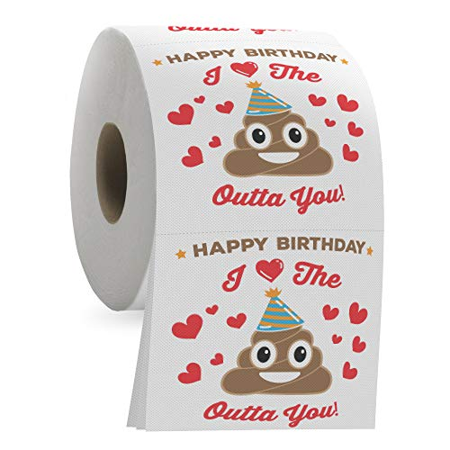 Top 10 best selling list for unique toilet paper