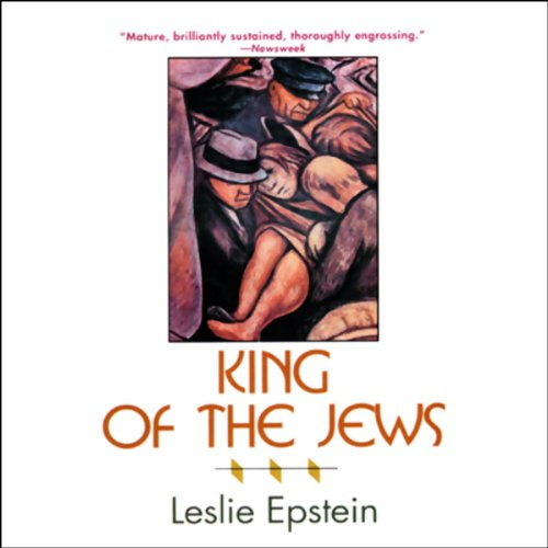King of the Jews audiobook cover art