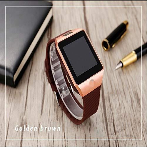Farbbildschirm wasserdichte IP68 Fitnessuhr Laufuhr, Schrittzähler, Bluetooth-Anrufuhr, Echtzeit-Herzfrequenz, Blutdruck, Blutsauerstoff, Sportarmband zur Schlafüberwachung, geeignet für iOS Android