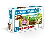 Mako Moulages - Bienvenue à la ferme ! - 3 Moules