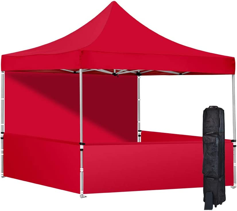 Vispronet 10ft x Instant Canopy and – Tent Brand Sales Cheap Sale Venue Water Resistant