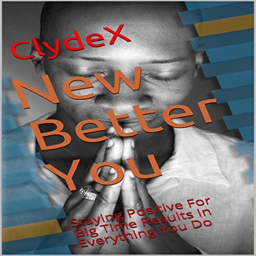 New Better You audiobook cover art