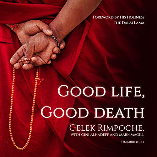 Page de couverture de Good Life, Good Death